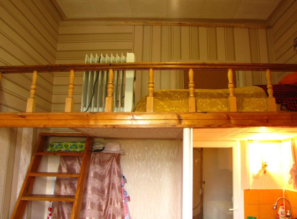 Недорогая квартира-студия в Ялте 1