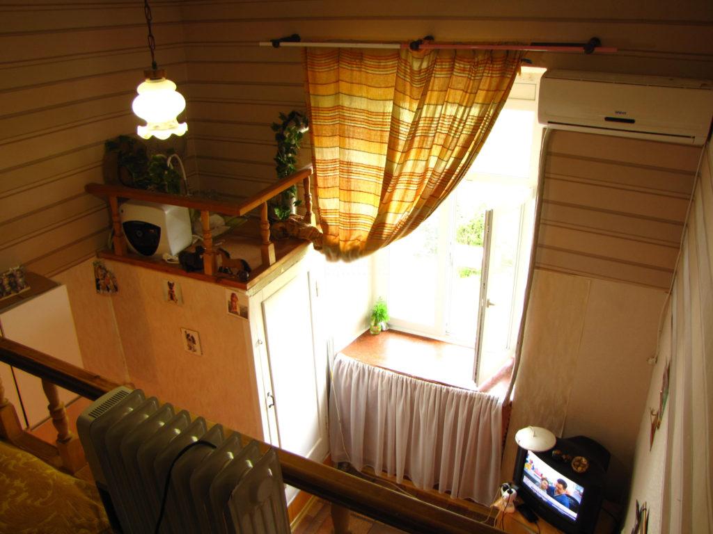 Недорогая квартира-студия в Ялте 9