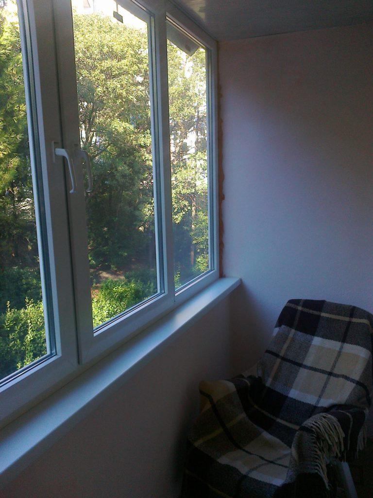 Однокомнатная квартира в Алупке 2