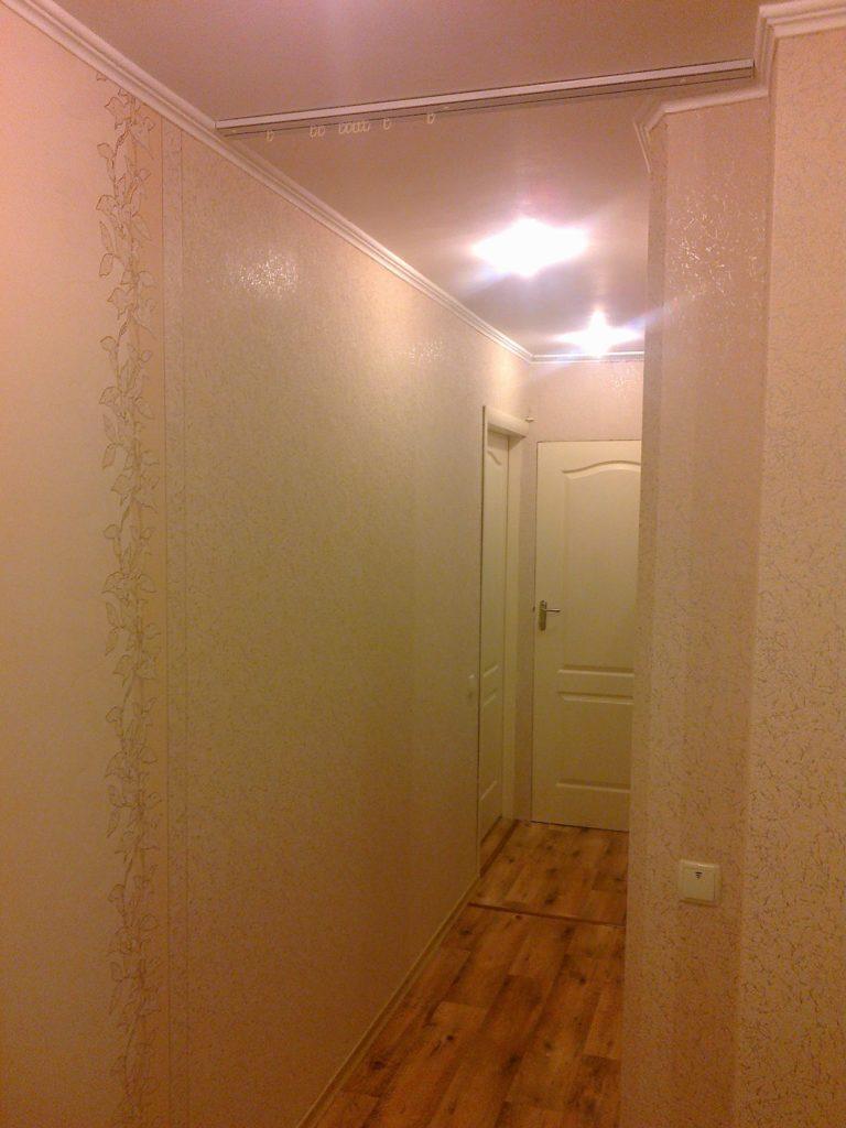Однокомнатная квартира в Алупке 11