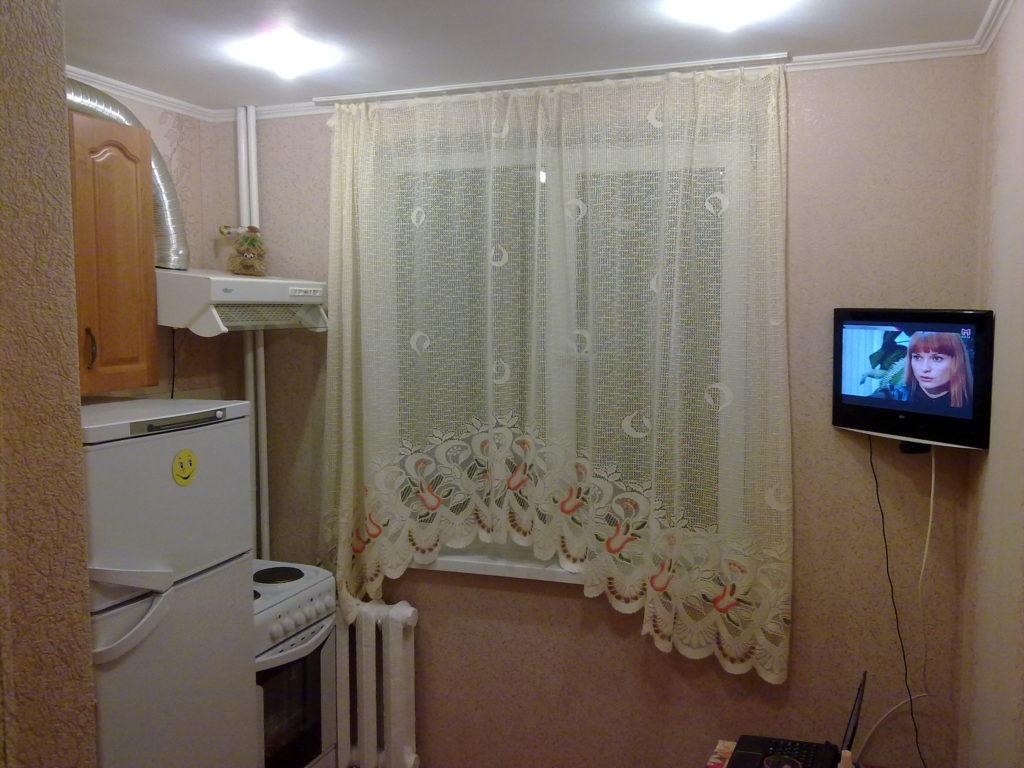 Однокомнатная квартира в Алупке 13