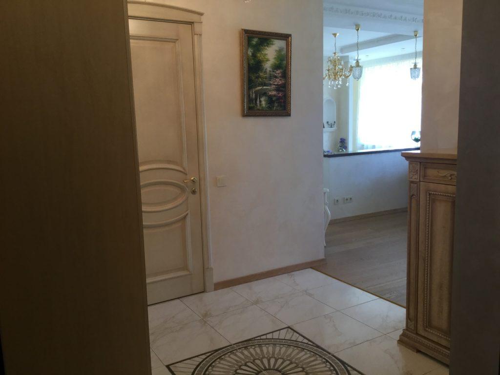 3х комнатная квартира в Гурзуфе 3