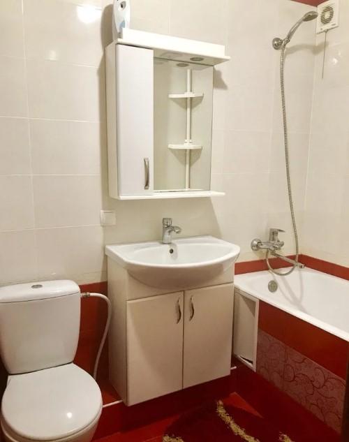 Двухкомнатная комнатная квартира в Ялте 10
