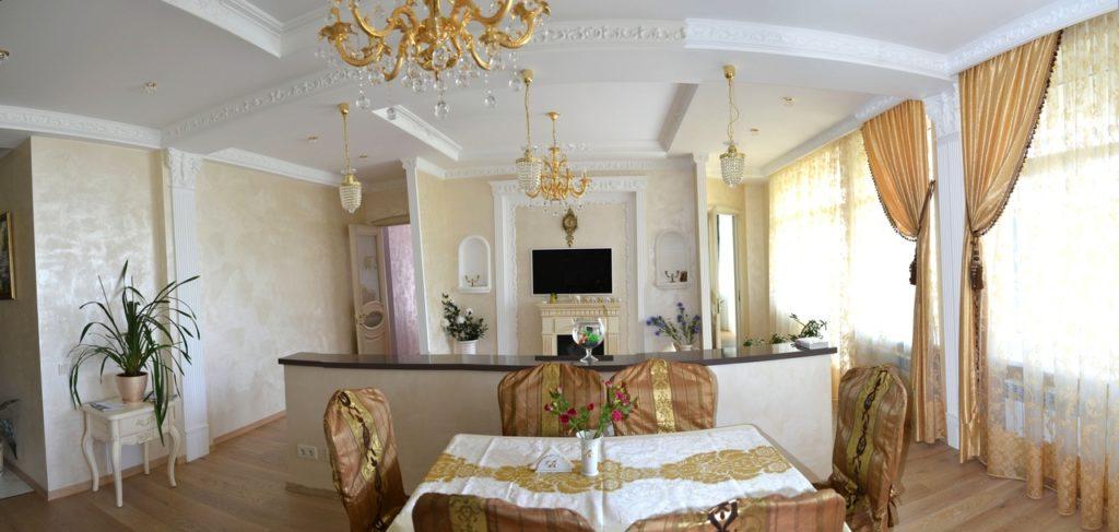 3х комнатная квартира в Гурзуфе 11