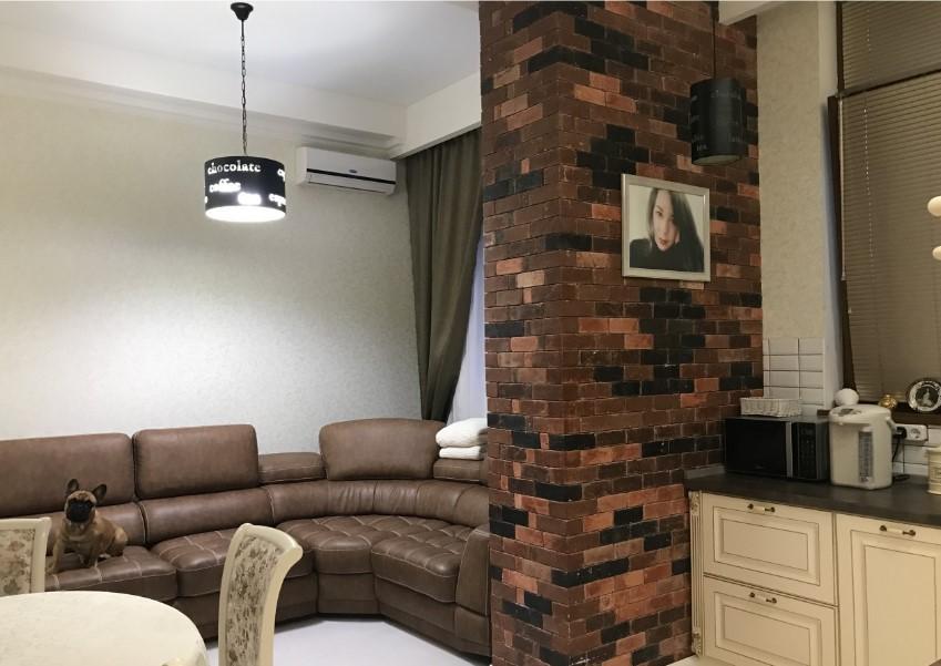 Трехкомнатная квартира в элитном комплексе 11