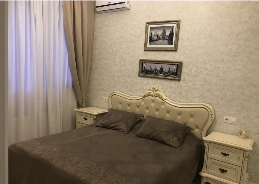 Трехкомнатная квартира в элитном комплексе 3