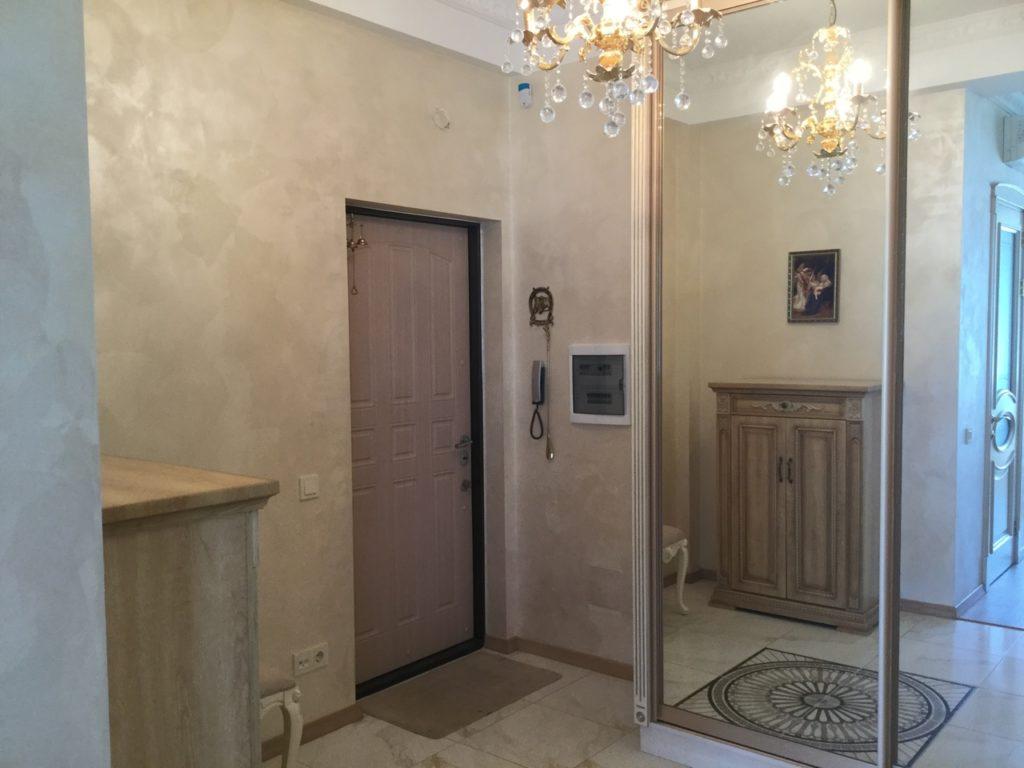 3х комнатная квартира в Гурзуфе 4