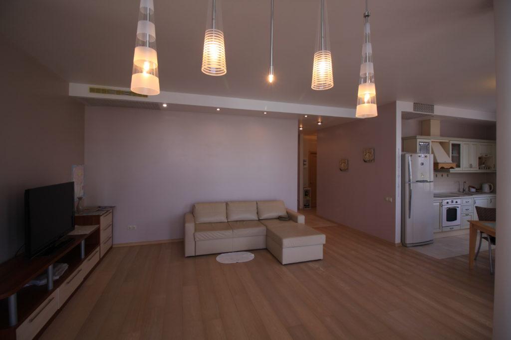 Двухкомнатная квартира в Гурзуфе 9