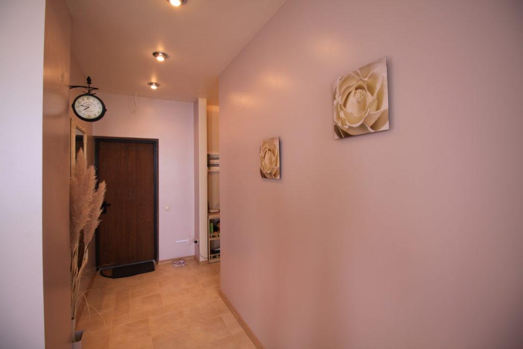 Двухкомнатная квартира в Гурзуфе 11