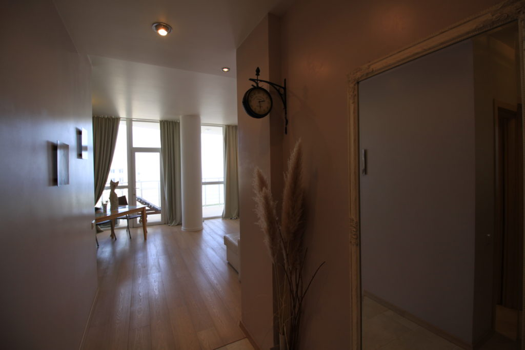 Двухкомнатная квартира в Гурзуфе 12