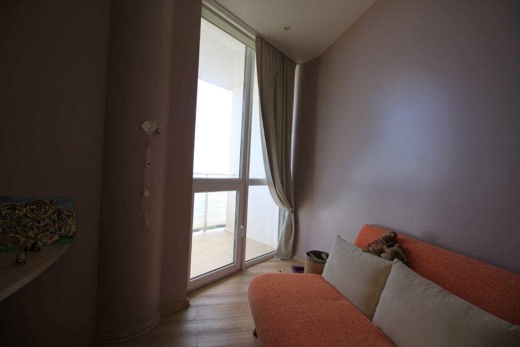 Двухкомнатная квартира в Гурзуфе 19