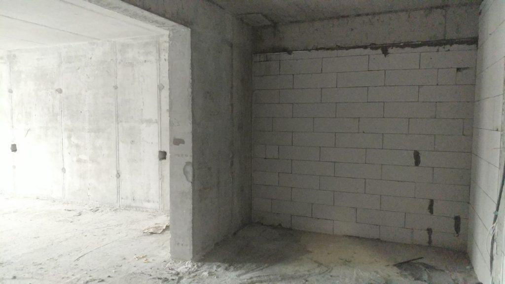 Большая квартира в новостройке Ялты 4