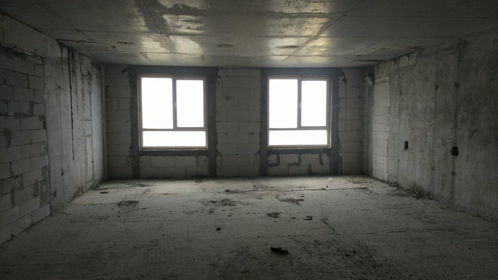 Большая квартира в новостройке Ялты 5