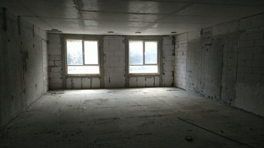 Просторная квартира свободной планировки в новом доме 5