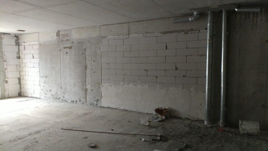 Просторная квартира свободной планировки в новом доме 6