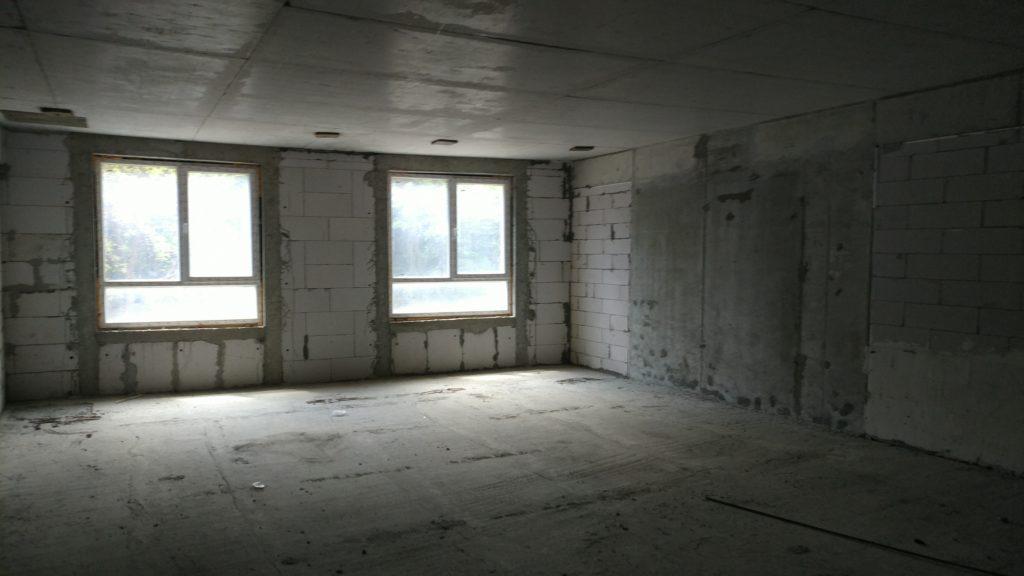 Просторная квартира свободной планировки в новом доме 10