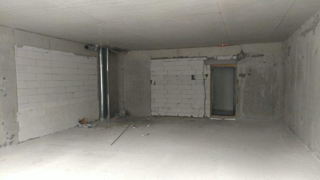 Просторная квартира свободной планировки в новом доме 4