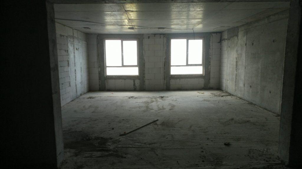 Просторная квартира в новом доме 2