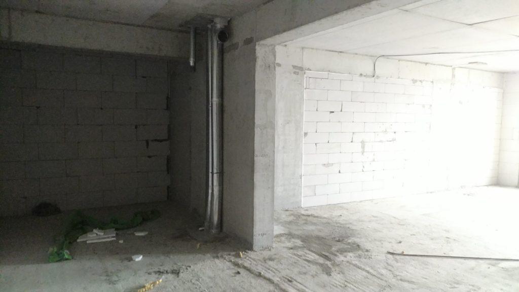 Просторная квартира в новом доме 3