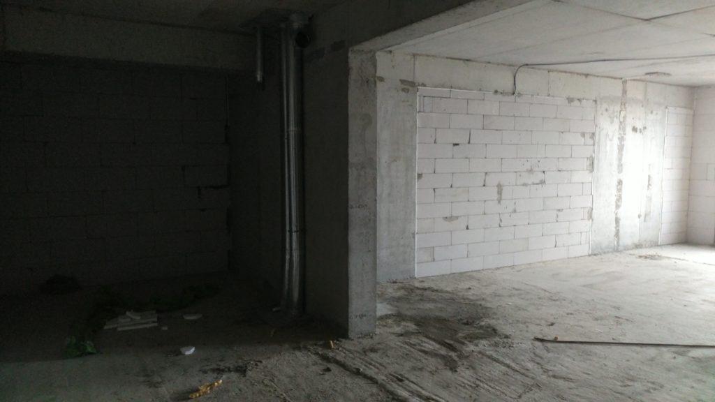 Просторная квартира в новом доме 4
