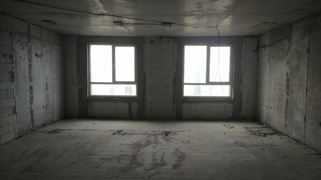 Просторная квартира в новом доме 6