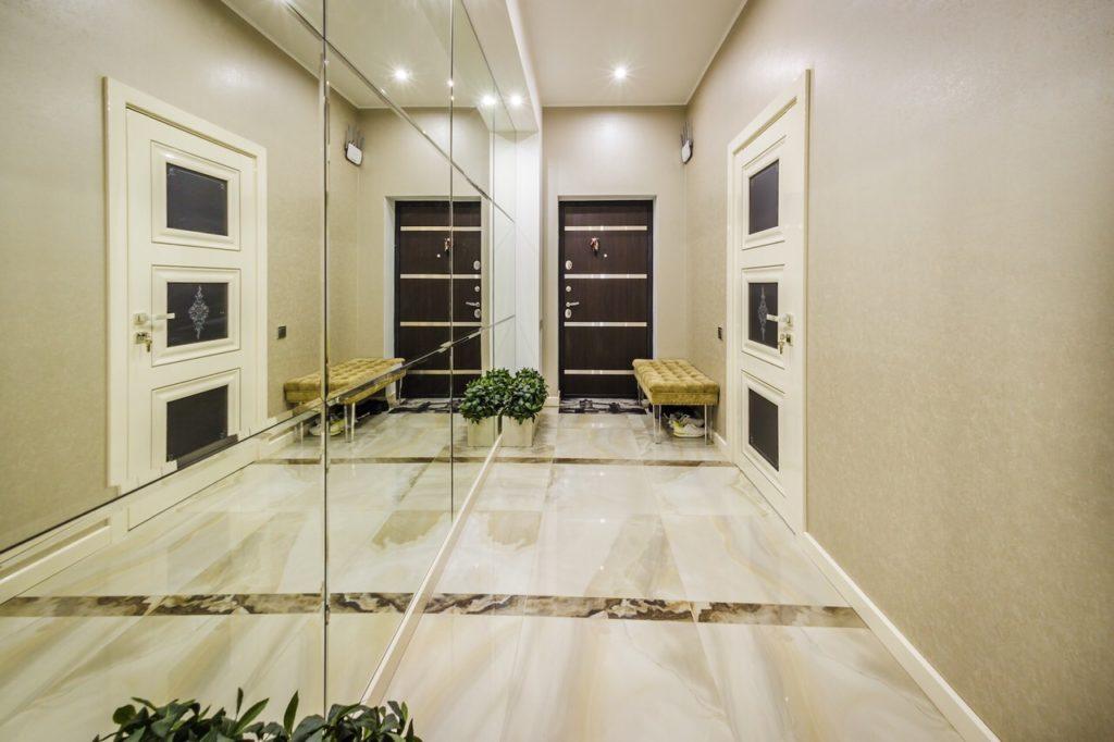 Трех комнатная квартира в центре Ялты 18