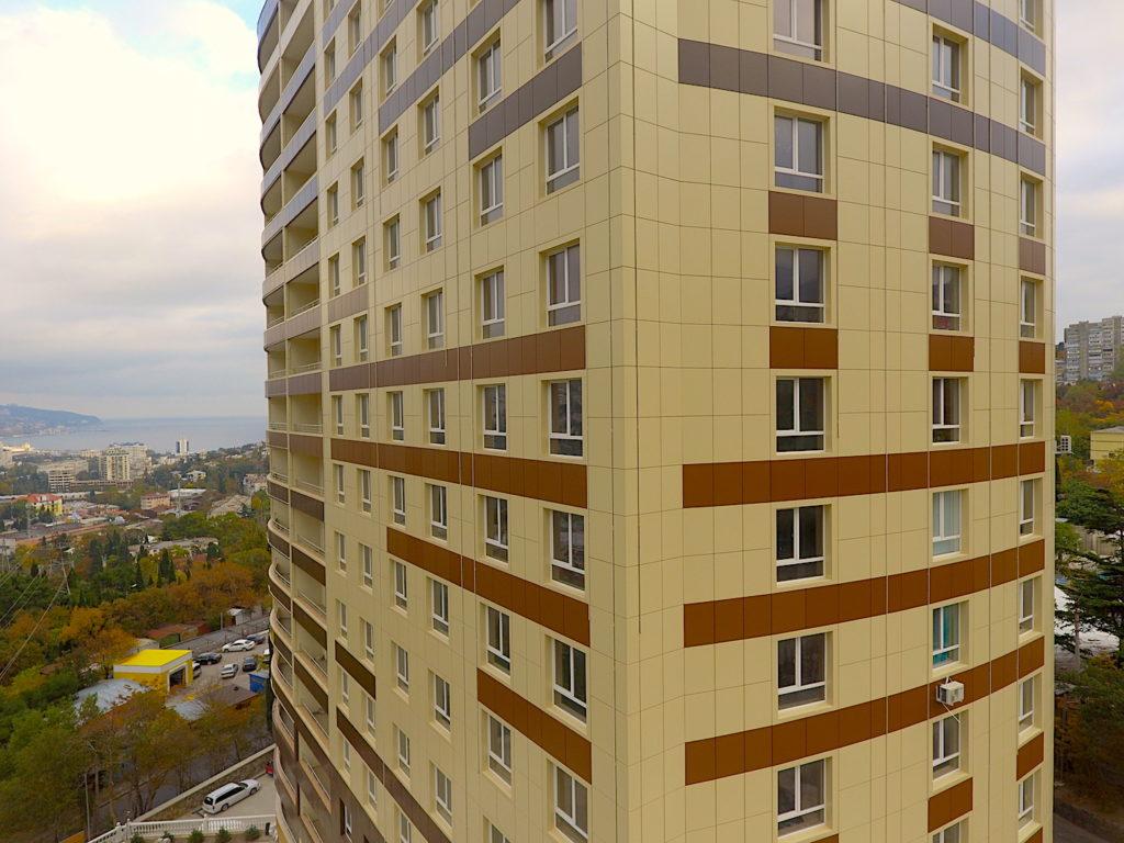 Двухкомнатная квартира в Алмазе 15
