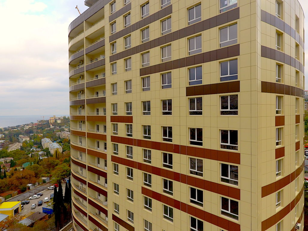 Двухкомнатная квартира в Алмазе 1