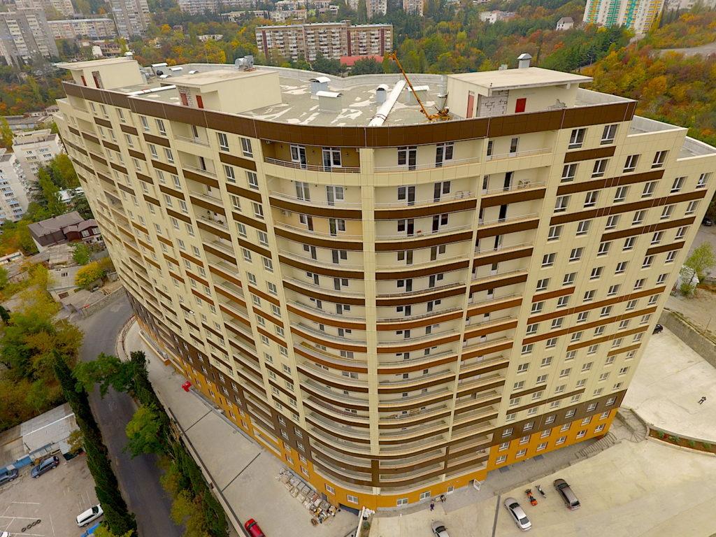 Двухкомнатная квартира в Алмазе 14