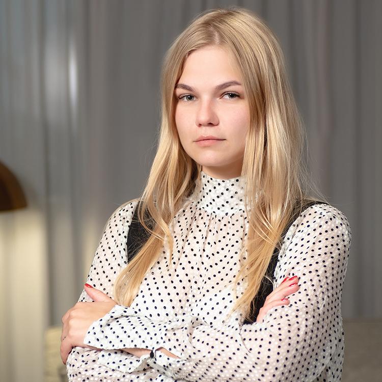 Кристина Максютова