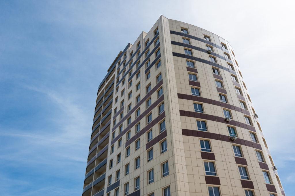 Большая квартира в ЖК Алмаз 1