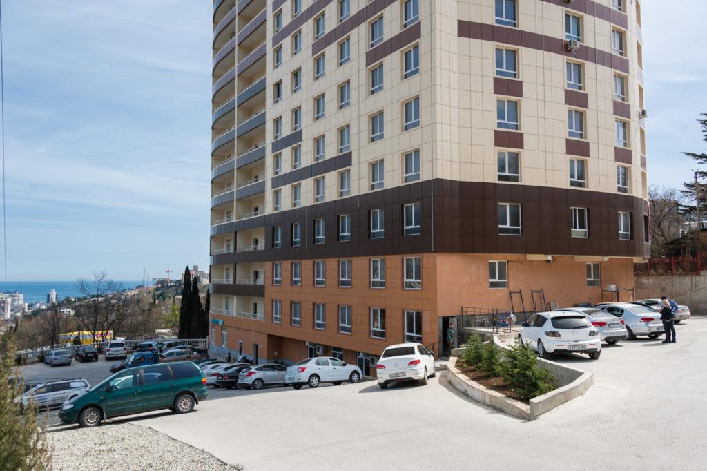 Просторная квартира свободной планировки в новом доме 11