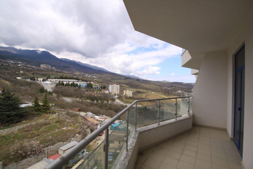 Квартира в ЖК Шато Лувр. Вид на горы 8