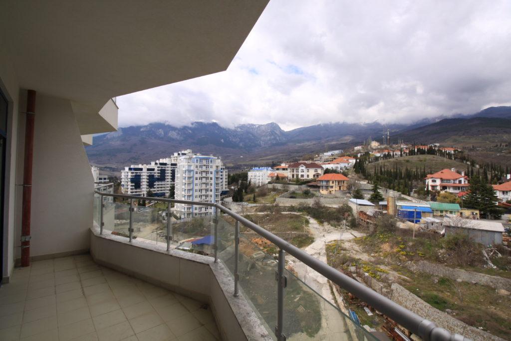 Квартира в ЖК Шато Лувр. Вид на горы 10