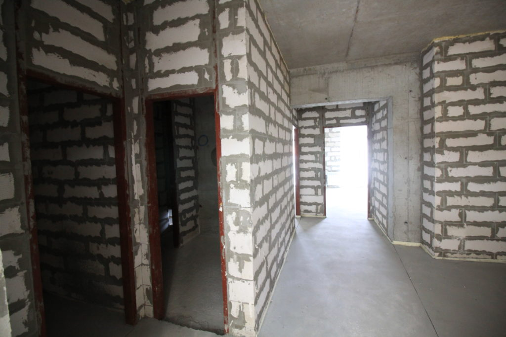 Квартира №912 в ЖК Шато Лувр 5