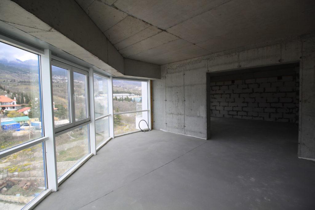Квартира №911 в ЖК Шато Лувр 10