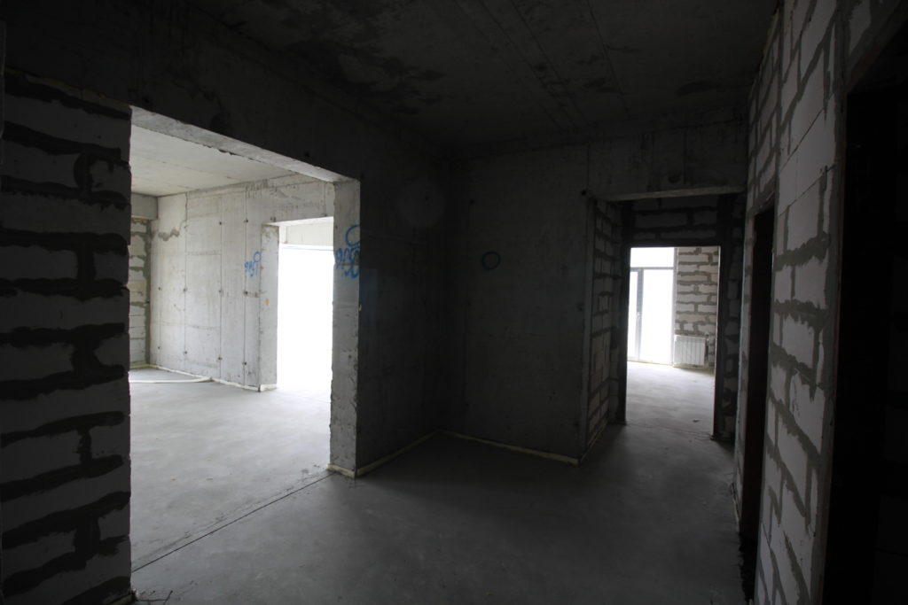 Квартира в ЖК Шато Лувр. Общая площадь 123,4 кв.м 16