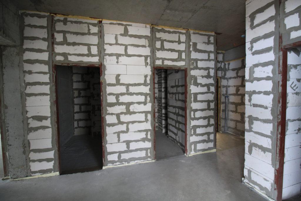 Квартира в ЖК Шато Лувр. Общая площадь 123,4 кв.м 17
