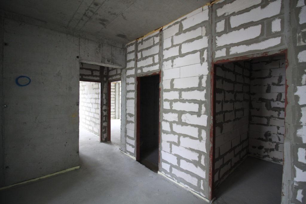 Квартира в ЖК Шато Лувр. Общая площадь 123,4 кв.м 18