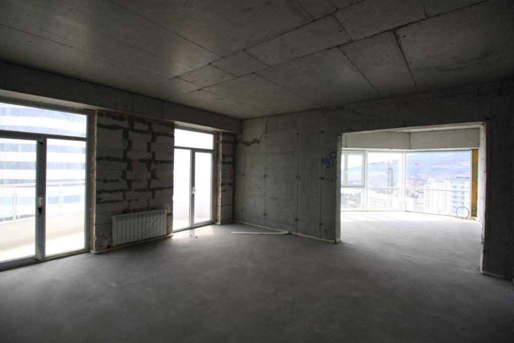 Квартира в ЖК Шато Лувр. Общая площадь 123,4 кв.м 19