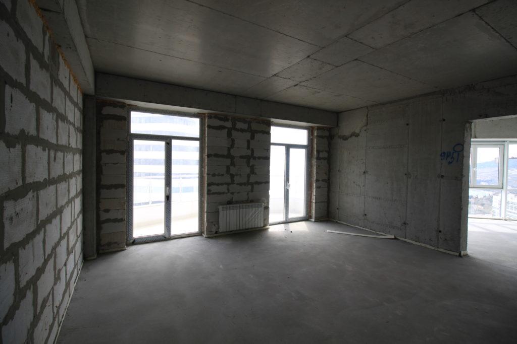 Квартира в ЖК Шато Лувр. Общая площадь 123,4 кв.м 20