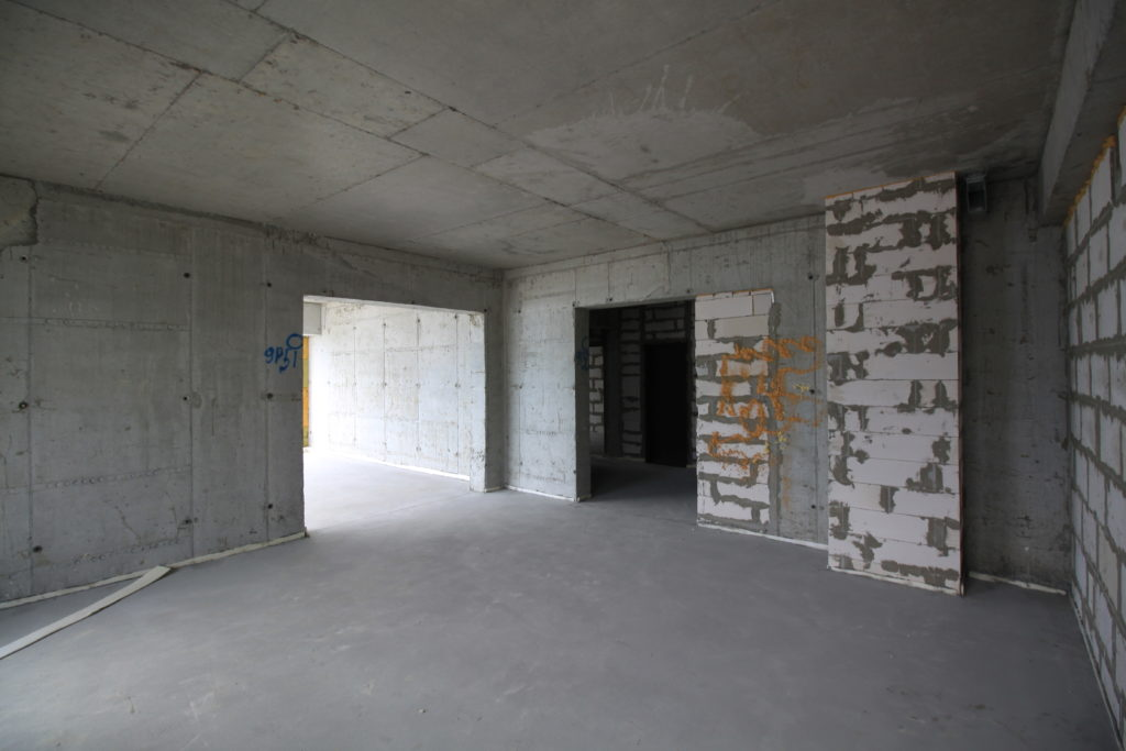 Квартира в ЖК Шато Лувр. Общая площадь 123,4 кв.м 21