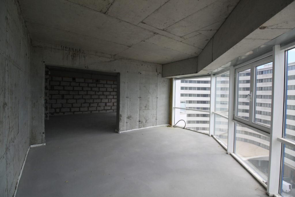 Квартира в ЖК Шато Лувр. Общая площадь 123,4 кв.м 5