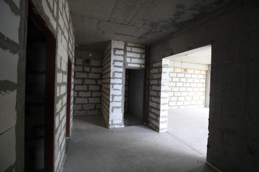 Квартира в ЖК Шато Лувр. Общая площадь 123,4 кв.м 7