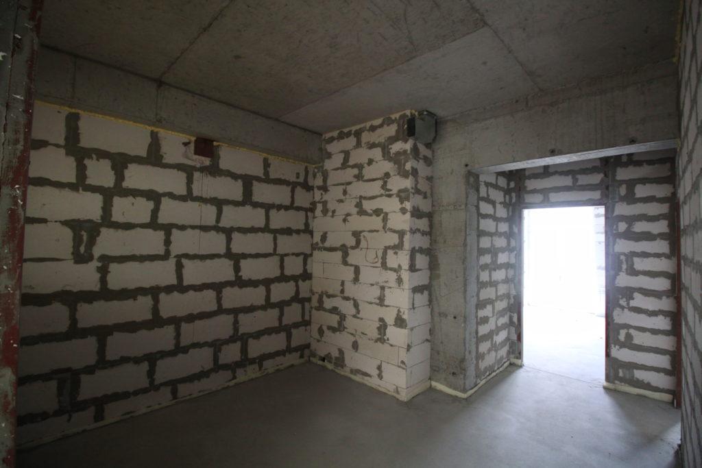 Квартира №907 в ЖК Шато Лувр 6