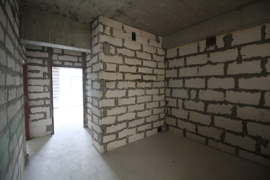Квартира №1003 в ЖК Шато Лувр 3