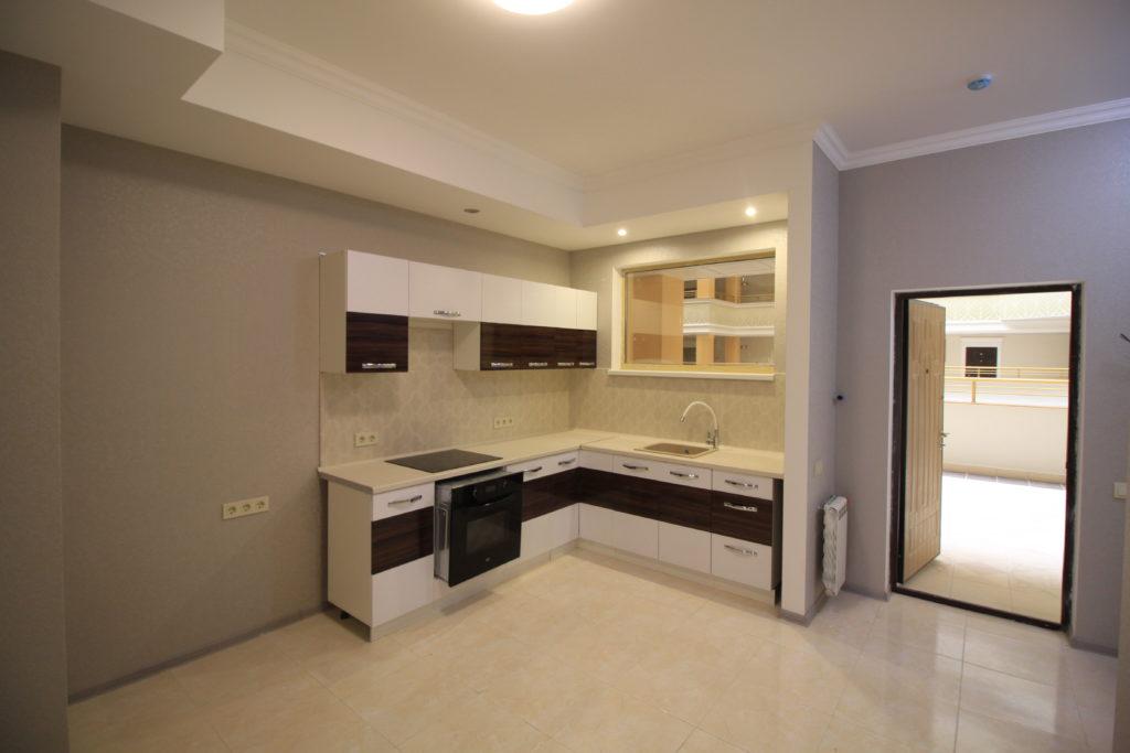 Квартира в Гурзуфе в новом доме 1