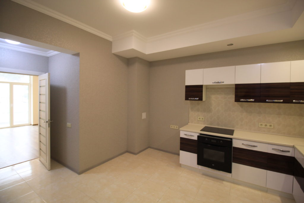 Квартира в Гурзуфе в новом доме 3
