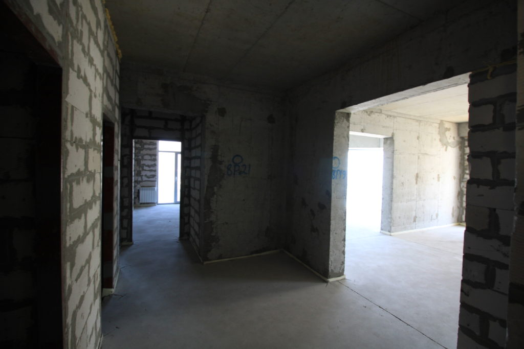 Квартира с панорамным видом в Гурзуфе 1