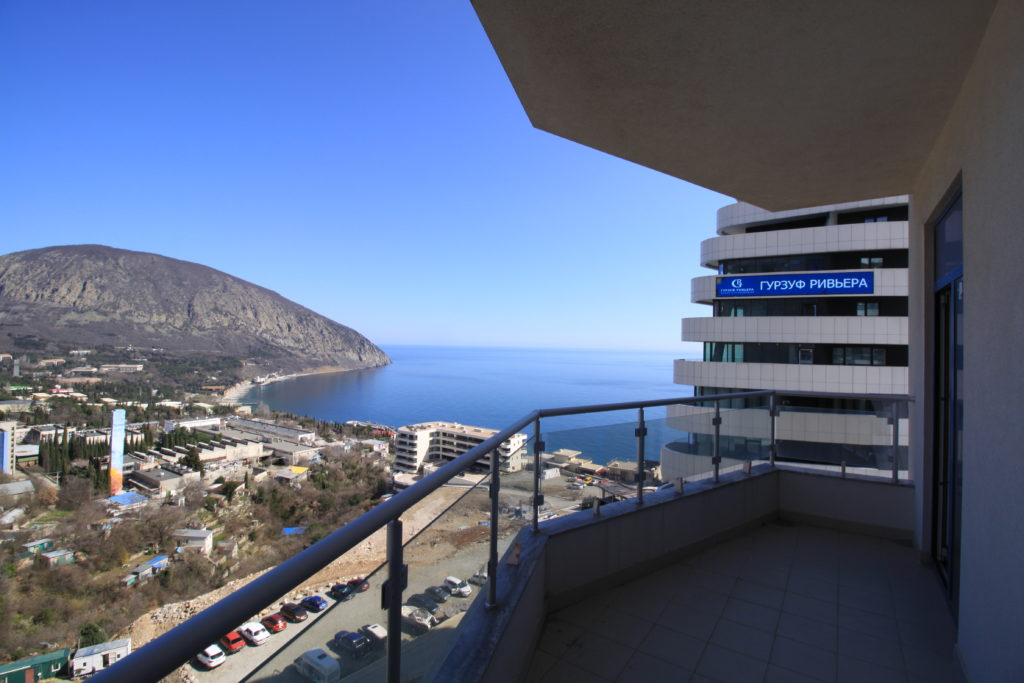 Квартира с панорамным видом в Гурзуфе 5